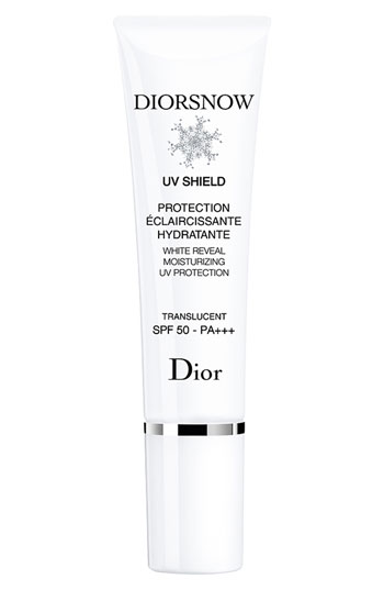 diorsnow UV moisturizer shield